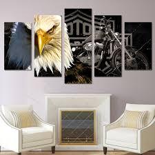 online shop poster painting canvas modular decoration home decor 5