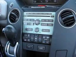 honda pilot audio system how to remove radio cd changer from honda pilot 2009 for repair