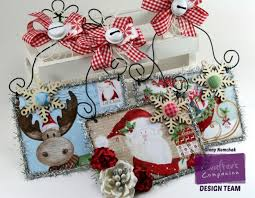 nordic ornaments with tutorial polly s paper studio