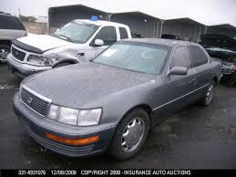 93 lexus ls400 lexus ls400 1993 for parts exreme auto parts