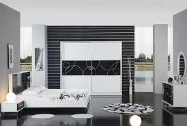 chambre à coucher blanc et noir best chambre a coucher moderne noir et blanc ideas design trends