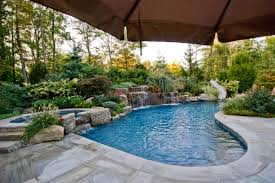Beautiful Pool Backyards Beautiful Landscaping U0026 Gardens Cipriano Landscape Design Nj