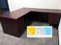 Hon Computer Desk Hon L Shaped Desk Vision Office Interiors