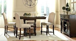counter height dining table with swivel chairs counter height dining room sets artcercedilla com
