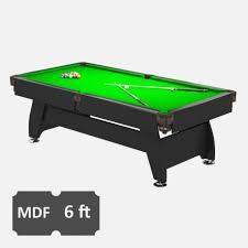 6 ft billiard table vintage 6ft mdf bed pool table radley pool tables