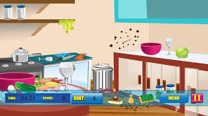 kitchen cleaning games android apps on google play