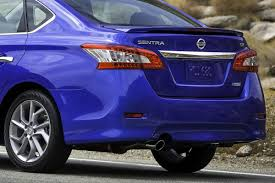 nissan altima boot space new 2013 nissan sentra is larger yet lighter and more efficient
