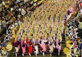 Awa by The Awa Dance Awa Odori In Tokushima City U2013 Tourism Of All