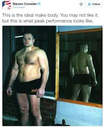Fedor Emelianenko Meme - this is the ideal male body know your meme