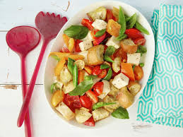 why panzanella should be the official salad of summer fn dish