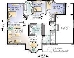 plan maison simple 3 chambres plan maison simple 3 chambres 80m2 12 plan13 lzzy co