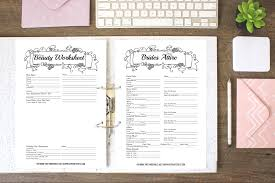 wedding binder how to put together your free wedding binder 42 free