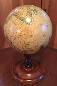 small desk globes collecting antique and vintage globes
