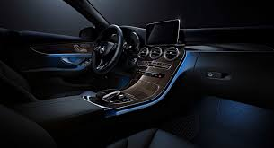 Dodge Challenger Interior Lighting Mercedes Benz C Class Receives S Class Inspired Ambient Lighting