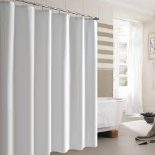 Cloth Shower Curtains Nice Simple Shower Curtains And Magnificent Elegant Fabric Shower