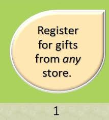free gifts for wedding registry a simpler wedding registry any store online bridal shower gift