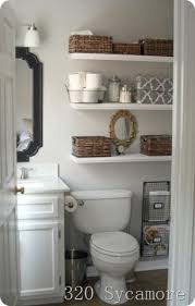 bathroom storage solutions ideas for home decoration