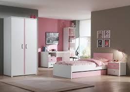 chambre fille blanche armoire 3 portes contemporaine blanche et eglantine armoire