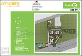 conscient heritageone golf course extension road sector 62 gurgaon