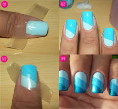 25 best tape nail designs ideas on pinterest tape nails scotch