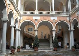 il cortile genova il cortile all entrata foto di musei di strada nuova genova