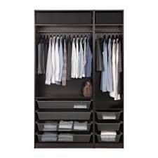 Cloth Closet Doors Wardrobes Without Doors Pax System Ikea