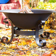 Cast Iron Firepits by Classic Black Cast Iron Firepit By Oxford Barbecues