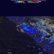 Caribbean Weather Map Nasa Sees Tropical Storm Earl Over Mexico Nasa