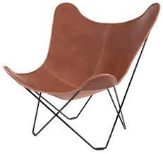 cuero butterfly chair u2013 leather u2013 big chair
