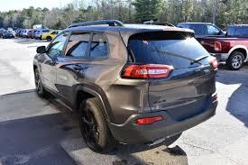 jeep cherokee 2018 interior 2018 jeep cherokee latitude 4x4 newcastle me damariscotta