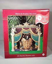 carlton phantom of the opera ornament ebay
