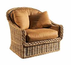 rattan chairs lounge chair wicker material indoor