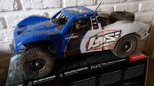 baja truck suspension losi baja rey trophy truck