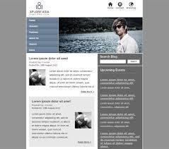 free responsive html templates xplore asia free business news responsive html template free