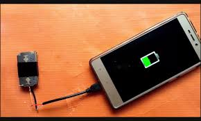 Charge Your Phone How To Charge Your Phone With Razorblades