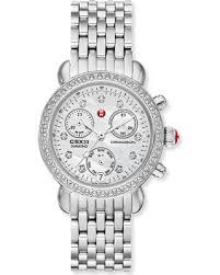 womens diamond bracelet watches images Deal alert michele csx 33 diamond bracelet watch women 39 s gold