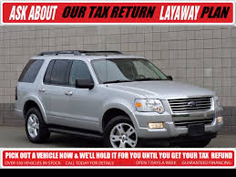 Ford Explorer Body Styles - used 2010 ford explorer xlt at auto house usa saugus