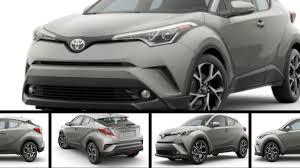 toyota chr interior 2018 toyota c hr features and specs toyota chr interior 2018