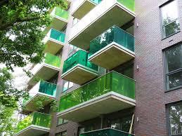 infinity glass balcony bespoke glass balconies by sunrock balconies