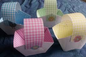baskets for kids diy paper easter baskets brisbane kids
