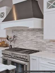 Striking Tile Kitchen Backsplash Ideas  Pictures Taupe - Modern kitchen backsplash