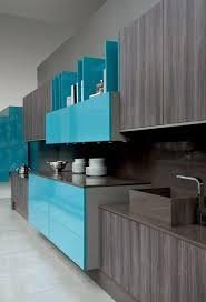 cuisine bleu turquoise cuisine bleu turquoise awesome cuisine bleu turquoise et gris photos