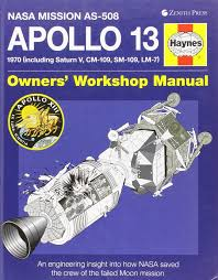 apollo 13 owners u0027 workshop manual an engineering insight into how