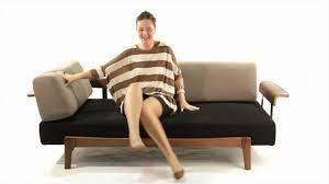 Furniture Design Sofa Bed Original Sean Dix Design Casatua Sofa Bed From Matt Blatt Youtube