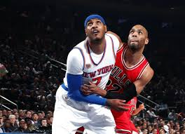 Carmelo Anthony Bench Press Should Melo Start At Power Forward U2013 Msgnetworks Com
