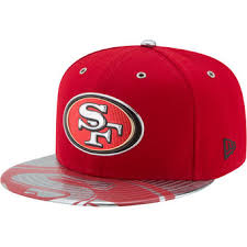 san francisco 49ers hats 49ers sideline caps custom hats at