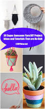 30 super awesome yarn diy project ideas and tutorials that are no