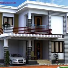 Front Side Home Design – Castle Home