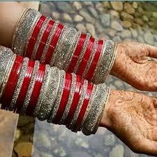 punjabi wedding chura 78 best bridal chura images on punjabi wedding indian