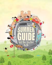 gã nstige design mã bel illustration for summer guide anson bollen